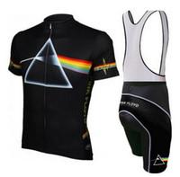 ropa de bicicletas al por mayor-Camiseta de ciclismo del equipo Pink Floyd 2018 Maillot ciclismo, bicicleta de carretera, ropa de ciclismo de motocicleta V2