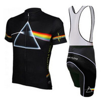 cycling venda por atacado-Pink Floyd equipe ciclismo jersey 2018 Maillot ciclismo, estrada de bicicleta equitação roupas, roupas de ciclismo motocicleta V2