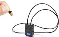 Wholesale Hidden Spy Earpiece - Small Invisible Gsm Neckloop Spy Earpiece Hidden Covert Micro Wireless Bluetooth