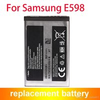 Wholesale Sgh Wholesale - Replacement Mobile Phone AB403450BU Battery For Samsung SGH-E598 GT-S3500 GT-S5510 AB403450BU 800mAh