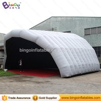 Wholesale Inflatable Stage Cover - inflatable stage cover tent, event arch shaped customized air roof tent marquee-toy tents