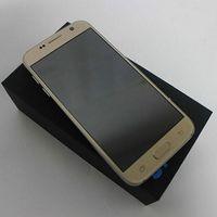 Wholesale Gsm Quad Single Sim - Android 6.0 Goophone S7 Quad Core MTK6580 512M RAM 4GB ROM 960*540 QHD 5.1 Inch 2G GSM 5MP Cell Phones
