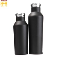 Wholesale Drink Cooler Warmer - Hot Sale Stainless Steel Cups Water Cups Thermos Water Cup Keep Drinks Cooling Warm Vacuum Bottle Bartending Mixed Drink Bottles