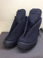 Wholesale Western Cotton Top - 2017 arrived fly wing top quality TPU sole customized RO men owens luxury winter cotton warn boots genuine leather personalized high Boots