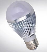 Wholesale LED Light W E27 E14 B22 High power Ball steep light LED Light Bulbs Lamp Lighting High Quality