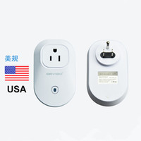 Wholesale Smart Power Plugs Sockets Remote perfect Control by IOS or Android Smart Plugs Switch Adapter Repeater Plug Smart Sockets ORVIBO S20