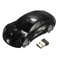 Wholesale Cheap 3d Mouse - BESTRUNNER 3D Wireless Optical 2.4GHz Car Shaped Mouse Mice 1600DPI USB For PC laptop Cheap usb memories