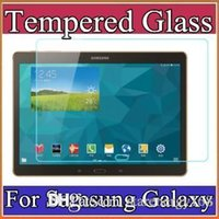 Wholesale Temper B - Explosion Proof 9H 0.3mm Screen Protector Tempered Glass for Samsung Galaxy Tab A T350 T550 Tab E T560 B-PG