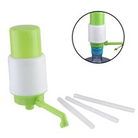 Wholesale Hot Tube Pump - Wholesale- 1pcs Hot Sale Drinking Water Pump with Hose Extensions Removable Tube Innovative Vacuum Action Non-toxic Manual Pump Dispenser