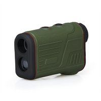 Wholesale new arrival Green Color S Multfunction Laser Ranger Finder Telescope Magnification X for outdoor use with good quality CL28