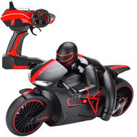 Wholesale Toy Remote Motorcycle - Wholesale- Drift high-speed remote motorcycle, special remote control model, children's toy car