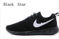 Wholesale Black White Fabric Yard - 2017 spring and summer men's &women casual shoes breathable mesh shoes, running shoes Korean teen fashion sneakers size36-44 yards
