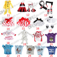 Wholesale Christmas Elf Clothes - Old customers purchase link mix 10 colors , Christmas elf clothes gift , fast dhl shipping