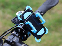 Wholesale Galaxy Note Bike Holder - phone Motorcycle Bicycle Mountain bike mount Holder Stand for iPhone 7 6 6s plus 5S galaxy note 5 6 7 J1 GPS Baby carriage holder HDSZ003