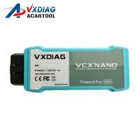 vcx nano toptan satış-2018 Profesyonel AllScanner VXDIAG VCX NANO ODIS V3.03 Destek UDS Protokolü wifi sürüm VCX NANO VAS 5054A Pazarda Sıcak Satış