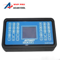 Wholesale mvp pro car programmer for sale - 2015 Auto key pro V15 MVP TOOL key programmer MVP Car key maker one year warranty DHL