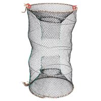 Wholesale Net Track - Foldable Lobster Crab Fish Crawdad Shrimp Minnow Fishing accessories Bait Trap Cast Net Cage Nylon Tool order<$18no track