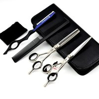 """Wholesale Hair Dressing Scissors Inch - JAPAN 6"""" inch Made Of 440C stainless steel Beauty Hair Cutting Scissors ,Barber Shears,Beauty Hair dressing Shears for hairdresser using"""