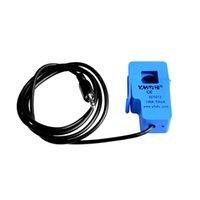 Wholesale Split Core Current Sensor - Wholesale-Non-invasive Split Core Current Transformer AC current sensor 100A SCT-013-000