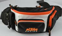 bolso de la cintura de carreras al por mayor-2016 nuevas bolsas de carreras modelo de motocicleta bolsas / KTM cofre bolsas / bolsillos del caballero / pierna bolsas / bolsas deportivas ktm paquete de la cintura paquete de la cintura envío gratis