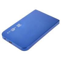 computador caixa azul venda por atacado-Disco rígido SATA de 2,5