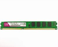 Wholesale Memory Ram Ddr3 2gb Desktop - Brand New RAM DDR3 1333 2G PC10600 Memory Chip support dual channel 4G