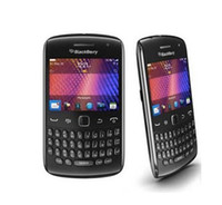 Wholesale Gsm 3g Bands - Original refurbished Blackberry 9360 512MB ROM 512MB RAM +8g tf Quad-Band 3G GSM Phone with 5MP Camera QWERTY Keyboard unlocked phone