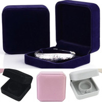 High-end Necklace Earrings Ring Bracelet Bangle Jewelry Box Acessórios Embalagem Gift Pack Case Display