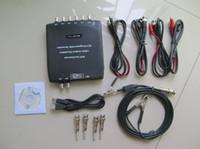 Wholesale Automotive Digital Oscilloscope - Hantek 1008C 8CH PC USB Automotive Diagnostic Digital Oscilloscope DAQ Program Generator 8CH 2.4MSa s vehicle tester