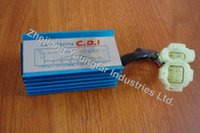 Wholesale Racing Cdi Gy6 - High performance racing AC fired CDI unit (no rev limit) for Scooter GY6 50 GY6 125 GY6 150 139QMB 152QMI 157QMJ