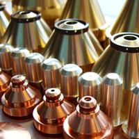 Wholesale Plasma Cutting Consumables - Plasma cutting torch consumables parts apply to the plasma cutting machines of Hypertherm Thermadyne Kaliburn Kjellberg Esab