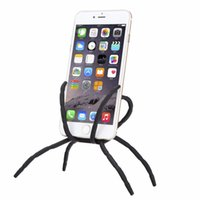 Wholesale flexible spider for sale – best Portable Spider Flexible Cell Phone Holder Hanging Car Mount Holder Stand for iphone Plus for Samsung Galaxy Note