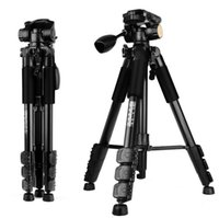 Wholesale Tripods Camera Tripods Lightly Armed Era Q111 SLR Camera Tripod Holder Self Digital Photography Accessories Portable Tripod Head