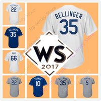 Wholesale Green Kids - 22 Clayton Kershaw Jersey Jackie Robinson Cody Bellinger 5 Corey Seager Justin Turner Chris Taylor 66 Yasiel Puig Men Women Youth Kid 2017