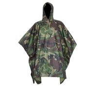 Wholesale Plastic Camping Tent - Tactical Airsoft Sniper Hunting Realtree Adult No Transparent PVC Rain Poncho Cycling Camping Hiking Plastic Raincoat Tent Mat