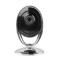 mikro cctv kamera ses toptan satış-Vstarcam C93 HD 720 P WIFI Kapalı Mini IP Kamera Desteği Micro SD kart iki Yönlü ses Onvif P2P CCTV Kamera