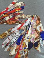 Wholesale ring shoulder resale online - bags scraf Scarves silk Hats handle Gloves Wraps wedding Muffler wallet purse silk handbag women bag Paris shoulder tote Luggage