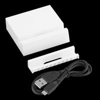 cargador z3 al por mayor-Base de cargador de escritorio de carga magnética para Sony Xperia Z3 L55T