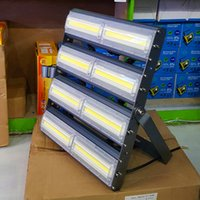 Wholesale Floodlight Design - New Design COB Linear LED Floodlight 50W-400W 100LM W super bright LED Flood light Waterproof IP67 Outdoor led Lighting AC 85-256V