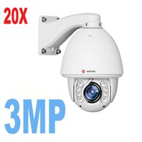 auto monitoraggio CCTV Security IP66 esterno IP High Speed ​​Full HD IP Camera 3MP PTZ 3 Megapixel 20X Zoom ONVIF