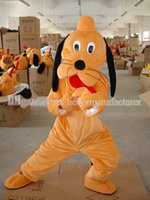 Cute cartoon dog clothing sales bruit bruit hot dog mascote traje cartoon dog RPG bruit Set Free Shipping.