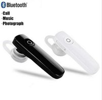 Wholesale Cheap Earphones For Sale - M165 Wireless Stereo Bluetooth Headset mini 4.0 wireless ear hook handfree earphone universal for all phone With Retail Pack Cheap sale