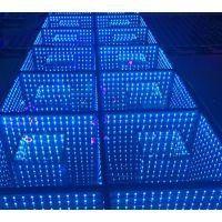 Wholesale Used Dj Lighting - Wedding decorations light up video interactive starlit used 3D dj led dance floor for sale