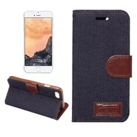 Wholesale Cowboy Up Wholesale - For iPhone 8 Wallet Case for iPhone 8 Plus 7 7 Plus Cowboy Flip Stand with Card Slot Protective Case 20pcs up