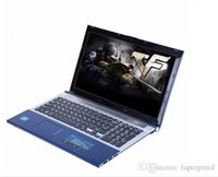 "Wholesale Cheap Cpus - 15.6 ""cheap"" most Chinese laptops and smart i7 CPU memory 2G hard disk 160g OEM laptop"