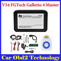 Wholesale Ecu Programmer For Benz - 2016 Latest Version VD300 V54 FGTech Galletto 4 Master BDM-TriCore-OBD Function Fg tech V54 Free Shipping