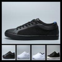Wholesale Men Plimsolls - 2017 Non-leather Casual Shoes Canvas Rubber Men Shoes Breathable Gumshoe Designer Male Footwear Denim Plimsolls Size 40-45