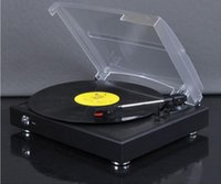 Wholesale Cheap antique muti functional LP phonograph with USB record function for gifts
