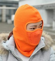 Wholesale Breathable Ski Masks - New Facial Mask Unisex Pure Riding Helmet Riding Protective Headgear Breathable Sandproof Windproof Quick Dry Soft Cycling Face Mask MZ68