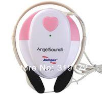 Wholesale Doppler Heart Detector - Fetal Doppler Ultrasound Fetal Detector Baby Monitor Prenatal Unborn Baby Pulse Heart Safe Detecting Device free shipping